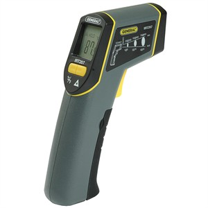 115 6498 - GENERAL THE HEAT SEEKER NON-CONTACT INFRARED THERM - is no longer available at Cyberguys.com