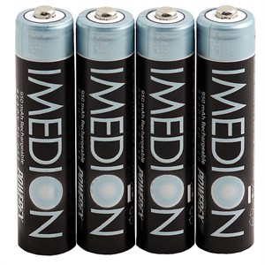 141 0488 - AAA 950MAH PRE-CHARGED NIMH BATTERIES, 4 PACK - is no longer available at Cyberguys.com