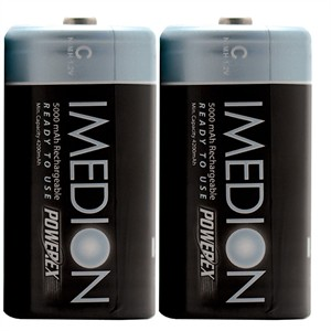 141 0489 - C 5000MAH PRE-CHARGED NIMH BATTERIES, 2 PACK - is no longer available at Cyberguys.com