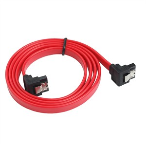 120 0227 - SATA III 6GB/S RED CABLE W/LATCH, RIGHT ANGLE, 1M - is no longer available at Cyberguys.com