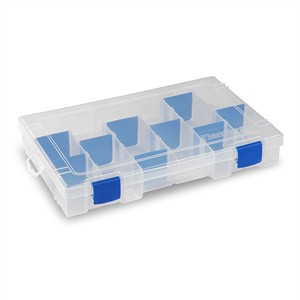 115 0248 - FLAMBEAU TUFF TAINER CLEAR STORAGE BOX, 11x7x1.75 - is no longer available at Cyberguys.com