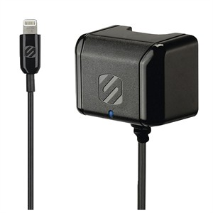 141 0373 - SCOSCHE STRIKEBASE 2.4AMP WALL CHARGER W/LIGHTNING - is no longer available at Cyberguys.com