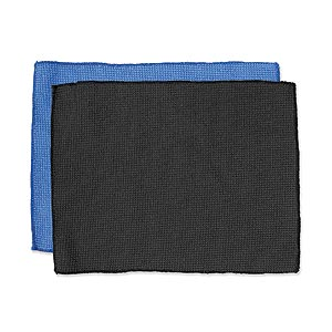 114 0351 - MICROFIBER CLEANING CLOTHS, 12IN, 2PK - is no longer available at Cyberguys.com