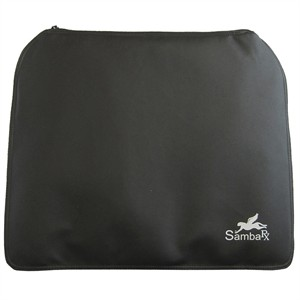 103 0115 - BODYRYZM SAMBA RX SEAT CUSHION, INFLATABLE, BLACK - is no longer available at Cyberguys.com