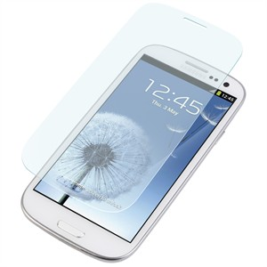 215 1105 - GALAXY S3 SCREEN PROTECTOR W/CLEANING CLOTH, 2PK - is no longer available at Cyberguys.com