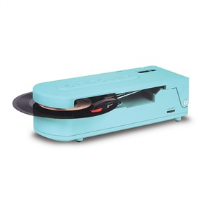 204 0275 - CROSLEY REVOLUTION USB RECORD PLAYER, TURQUOISE - is no longer available at Cyberguys.com