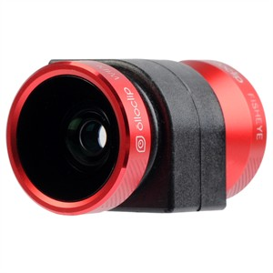 204 0333 - OLLOCLIP 4-IN-1 PHOTO LENS FOR IPHONE 4S, RED - is no longer available at Cyberguys.com
