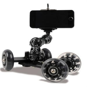 204 0317 - ISTABILIZER DOLLY, UNIVERSAL SMARTPHONE DOLLY - is no longer available at Cyberguys.com
