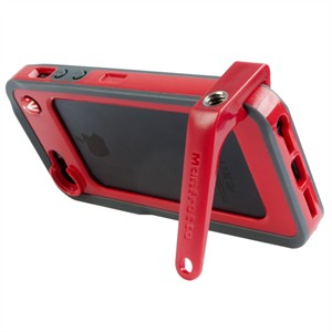 204 0373 - MANFROTTO KLYP PLUS IPHONE 5/5S BUMPER, RED - is no longer available at Cyberguys.com
