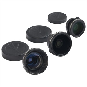204 0376 - MANFROTTO SET OF 3 LENSES FOR KLYP+ - is no longer available at Cyberguys.com