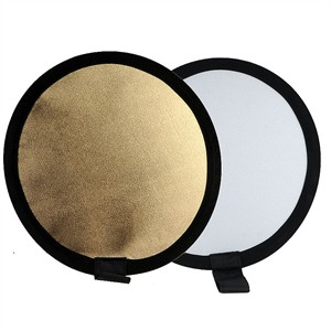 """204 0381 - 12"""" REFLECTOR, GOLD/WHITE - is no longer available at Cyberguys.com"""