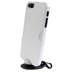 204 0347 - TILTPOD MOBILE FOR IPHONE 5/5S, WHITE - is no longer available at Cyberguys.com