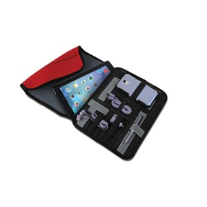 141 0419 - GRID-IT WRAP 10 TABLET CASE, RACING RED - is no longer available at Cyberguys.com