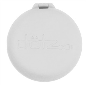 113 0156 - DOTZ MINI CORD CASE, WHITE - is no longer available at Cyberguys.com