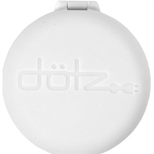 113 0159 - DOTZ CORD CASE, WHITE - is no longer available at Cyberguys.com