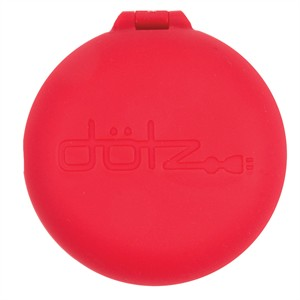 113 0157 - DOTZ MINI CORD CASE, RED - is no longer available at Cyberguys.com