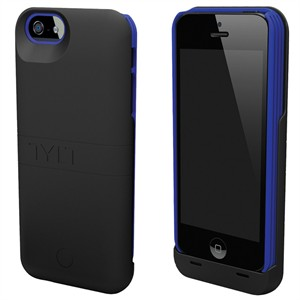 215 3602 - ENERGI SLIDING POWER CASE, IPHONE 5/5S, BLK/BLUE - is no longer available at Cyberguys.com