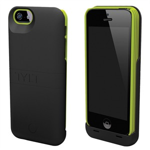 215 3603 - ENERGI SLIDING POWER CASE, IPHONE 5/5S, BLK/GREEN - is no longer available at Cyberguys.com