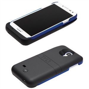 215 3605 - ENERGI SLIDING POWER CASE, GALAXY S4, BLACK/BLUE - is no longer available at Cyberguys.com