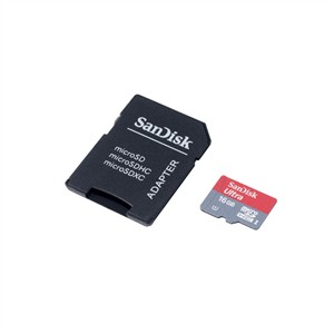 204 0369 - SANDISK ULTRA 16GB MICRO SDHC WITH SD ADAPTER - is no longer available at Cyberguys.com